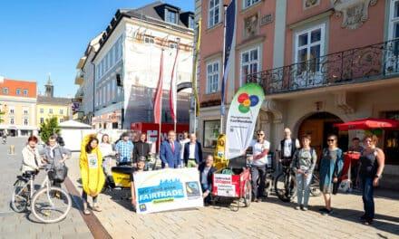 Fair-Bike-Tour durch die Fairtrade-Gemeinden