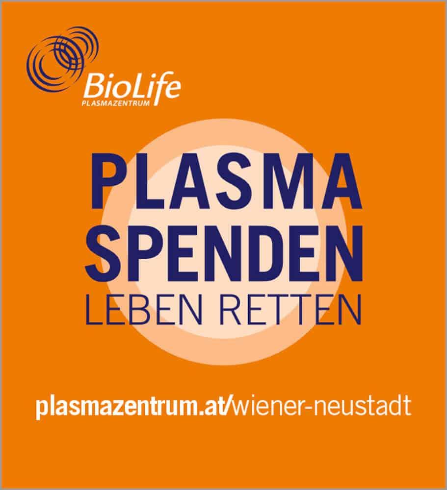 Biolife Plasmazentrum