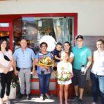 Bäckerei Koll feiert 40. Geburtstag