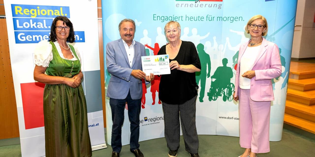 FVV Bad Erlach gewinnt Ideenwettbewerb