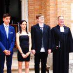 Konfirmation in der Evangelischen Pfarre