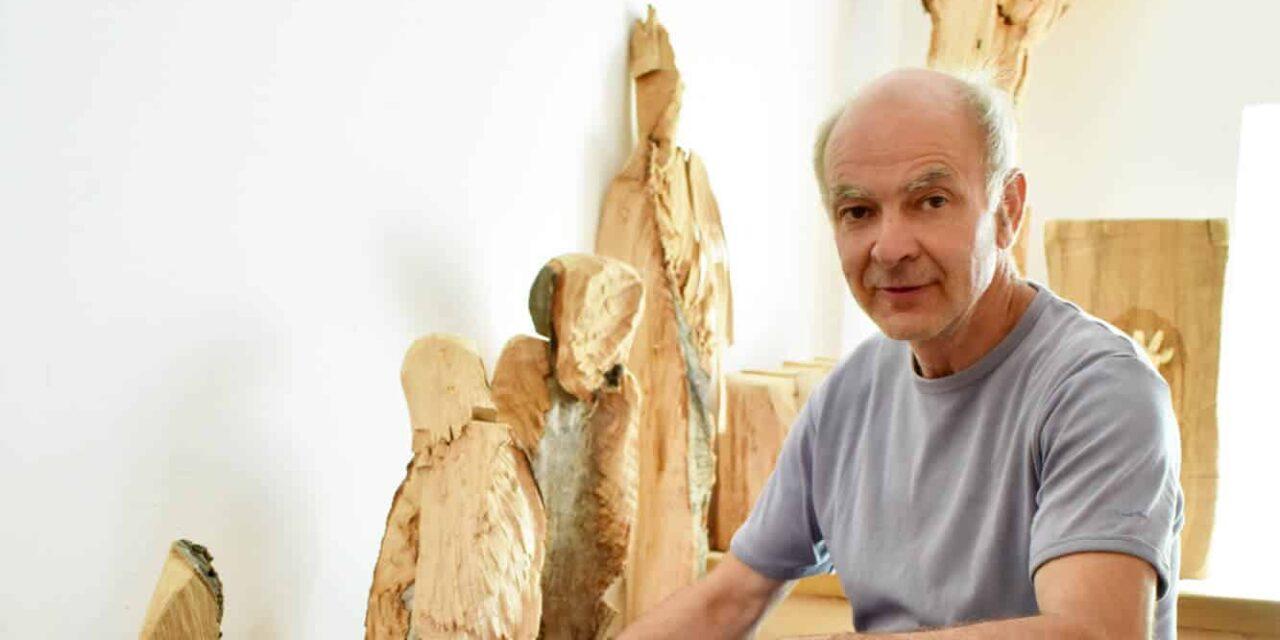 Andi Böhm zeigt: Eine Ausstellung – zwei Räume