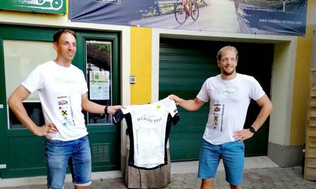 Bucklige Welt startet bei Race around Austria