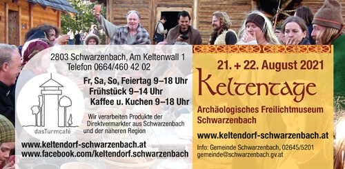 Keltentage Schwarzenbach