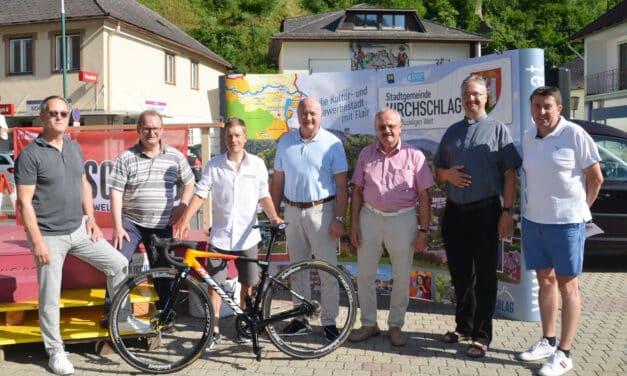 Großer Abschied für Olympia-Radler