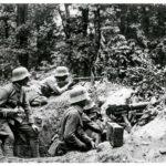 Kampf und Flucht am 5. September