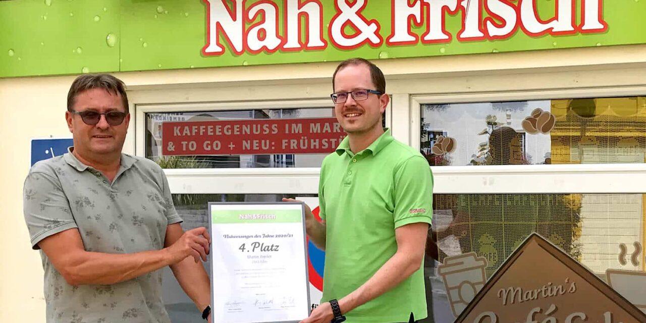 Auszeichnung für Edlitzer Kaufmann