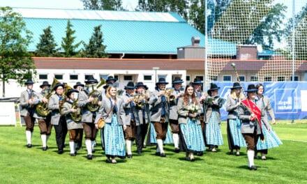 Hochwolkersdorf lädt zum Bezirksblasmusikfest