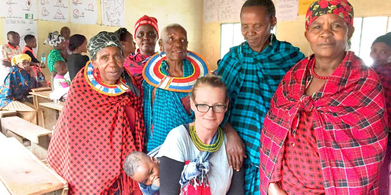 """Hilfsprojekt für Afrika auf der """"schrägen Wiese"""""""
