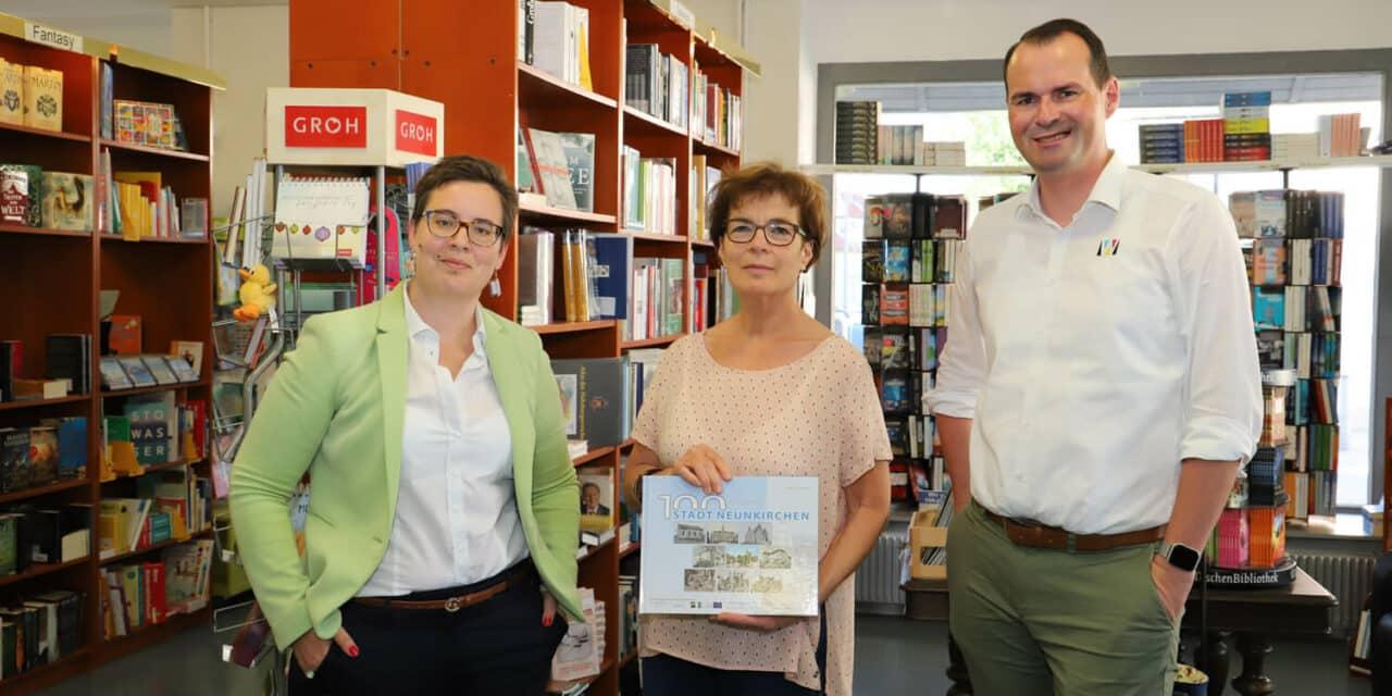 Traditions-Buchhandlung in neuen Händen