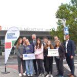 Mönichkirchner Schüler auf Erasmus-Reise