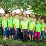 Senioren-Wanderwoche zu Gast in Zöbern