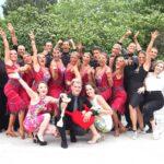 Von der Tanzschulgruppe zum Sensations-Staatsmeister