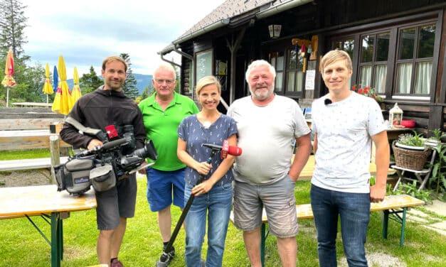 ORF-NÖ-Sommertour auf Regionsbesuch