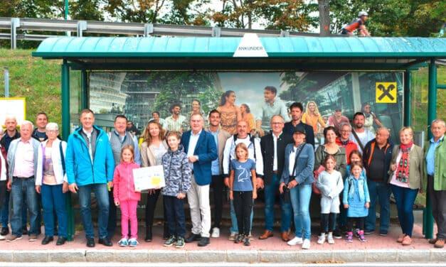 Busrallye als Werbung für öffentlichen Verkehr