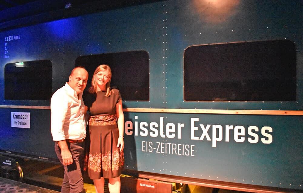 Eis-Greissler: Eis-Zeitreise zum 10. Geburtstag