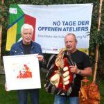 Tag der offenen Ateliers: Künstler-Doppelpack