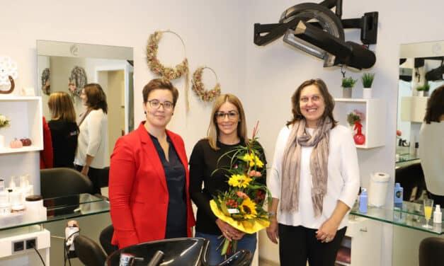 Haarjäger: Gratulation zum 1. Geburtstag