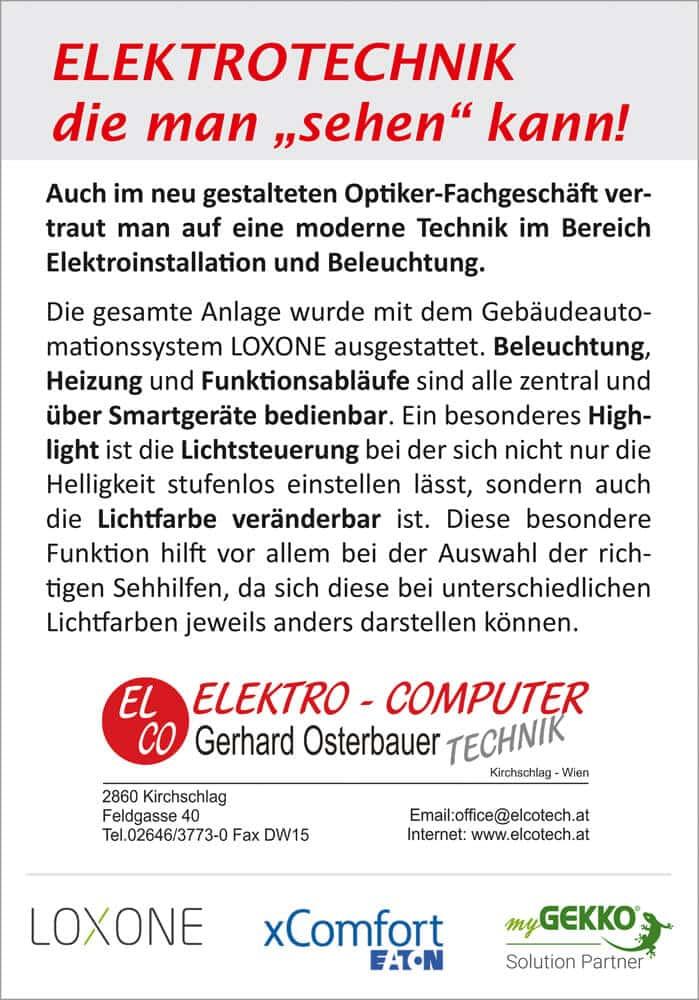 Elektrotechnik Osterbauer