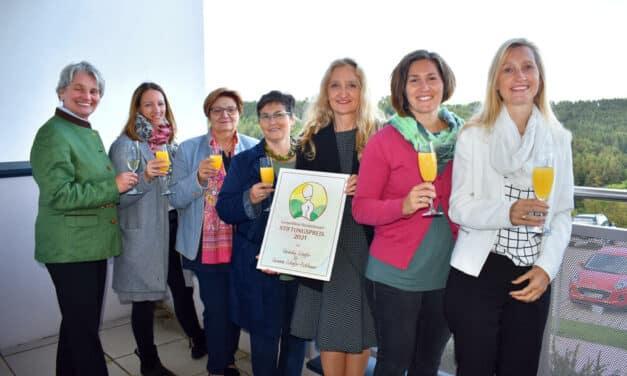 Reisenbauer-Preis geht an ein Frauen-Duo