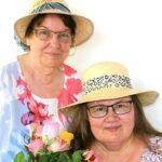 Zwei Frauen und die große Liebe zur Kunst
